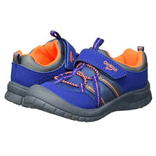 NEW OshKosh B'gosh Lazer Bumptoe Boys Lightweight Sneaker Blue Size 5 M Toddler