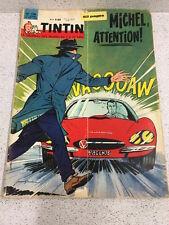 TINTIN  N°708 14e ANNEE 17 MAI 1962 REVUE MAGAZINE VINTAGE