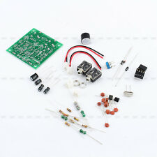 HAM RADIO 7.023-7.026MHz QRP Transmitter Receiver Buzzer Radio Kit With PIXIE