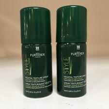 Rene Furterer Vegetal Texture Spray 0.88 oz - SET OF 2 - NEW & FRESH!!!