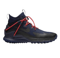 Nike Terra Sertig Boot Mens Hiking Black Dark Blue Obsidian 916830-400