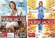 Nurse Jackie Season 3 & 4 : NEW DVD