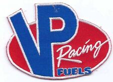 """VP Fuel Racing Patch  3-1/2"""" Long Size New NHRA Iron On Embroidered US Seller"""