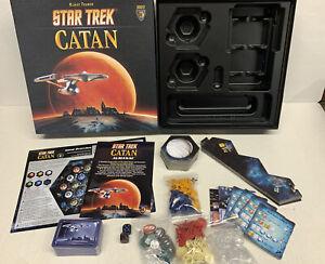 Star Trek Settlers Of Catan Klaus Teuber Used Complete