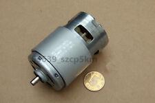 Genuine MABUCHI RS-775VC DC6-20V 20000RPM High Speed Power Carbon Brush DC Motor
