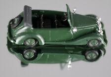 """Busch 41404 (H0, 1:87) - Mercedes 170 V Cabriolet """" Bereitschaftspolizei """" - New"""