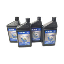 Set of 4 Automatic Transmission Fluids AISIN for Audi Ford Mini Toyota VW Volvo