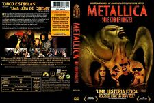 Metallica. Some Kind of Monster. Documental en DVD
