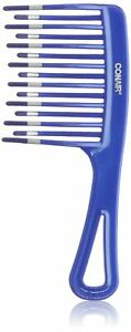 Conair Styling Essentials Detangling Comb, Style & Detangle ASST Colors #14415Z