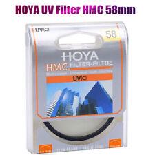 Hoya 58mm HMC UV(C) Protective Lens Filter Optical Glass Lens