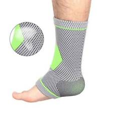 Ankle Grey Compression Sleeves Sleeves