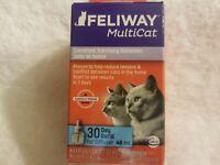 Feliway Multicat 30 Day Refill for Diffuser 48 mL