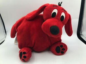 Clifford The Big Red Dog Zoobies Book 50 Years Plush Kids Stuffed Toy Animal