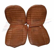 New Seat Covers Upholstery MGB 1973-80 Made in UK  Autumn Leaf SC115K