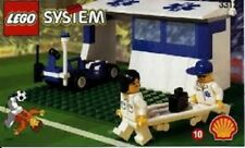 LEGO Set 3312 Sports Soccer Medics Medical Doctor Station Shell