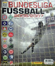 Panini Fussball Bundesliga Sticker 2006/2007 - Leeralbum - Sammelalbum