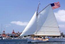 "MODEL BOAT DIGITAL Yacht PLAN 32"" Model Yacht Boat Plan High Quality"