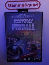 Virtual Pinball Sega Mega Drive Next Day Dispatch