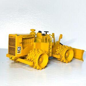 ⚡️NZG 🐛Caterpillar CAT 825B Compactor Diecast 1:50 Scale Model No 135 #C6