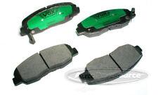 Disc Brake Pad Set-Ceramic Pads Front Tru Star CBP465A
