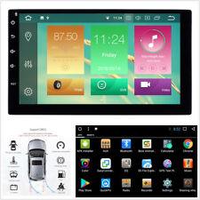 "7"" Pulgadas HD 2Din Android 8.1 2G ROM RAM+32G radio estéreo de coche GPS WIFI 4G BT DAB NO-DVD"