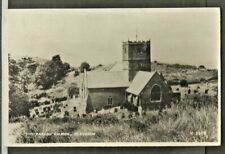 SFS 1955 Postcard, The Parish Church, Clevedon, Somerset
