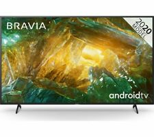 "SONY BRAVIA KD55XH8096BU 55"" Smart 4K Ultra HD HDR LED TV Google Assistant"