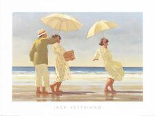 Jack Vettriano The Picnic Party Poster Kunstdruck Bild 60x80cm