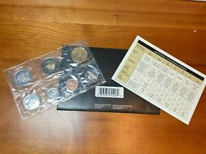 Canada 2006 Uncirculated Mint Set with Magnetic Penny