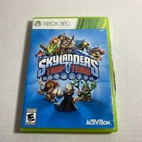 Skylanders: Trap Team (Microsoft Xbox 360, 2014) Game Only Video Game Free Ship
