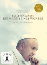 DVD * PAPST FRANZISKUS - EIN MANN SEINES WORTES (MIT BUCH ZUM FILM) # NEU OVP +