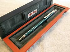 Rotring Jazz Bayern grün Capless Rollerball Pen Neu in Box