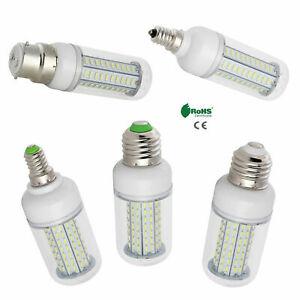 Dimmable LED Corn Bulb E12 E26 E27 E14 B22 27W 25W 18W 15W 12W 7W Light Lamp RML