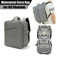 Waterproof Carry Shoulder Backpack Bag Case For DJI Phantom 4 Quadcopter