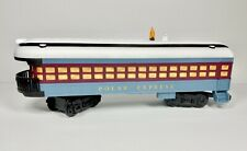 Lionel 7-11022 Polar Express G-Scale Disappearing Hobo Passenger Car