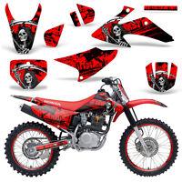 Honda CRF230F CRF150F Decal Graphic Kit Dirt Bike Sticker Wrap 2008-2014 REAP R