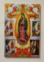 """Madonna Lady of Guadalupe Virgin Mary 2"""" x 3"""" Fridge MAGNET"""