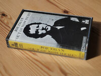 JOE EGAN - OUT OF NOWHERE (ARIOLA ZCARL5021) UK 1979 CASSETTE STEALER'S WHEEL