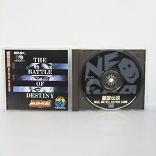 FATAL FURY Neo Geo CD 2113 SNK nc