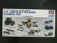 U.S. Aircraft Weapon Loading Set, Nr.: 5, Hasegawa, Scale: 1/72, Kit:X 72:5