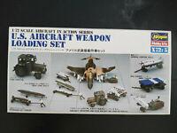 U.S. Aircraft Weapon Loading Set, Nr.: 5, Hasegawa, Scale: 1/72, Kit:X 72:5