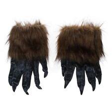 1 paio di Halloween Mascherina animale maschera lupo maschera lupo mannaro  U6I3