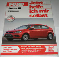 Reparaturanleitung Ford Focus Benziner + Diesel TDCi ab 2008