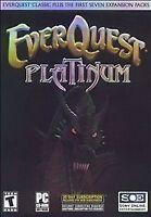 EverQuest: Platinum (PC, 2004) complete