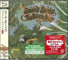 BEACH BOYS-SMILEY SMILE-JAPAN SHM-CD BONUS TRACK D50