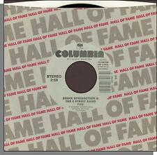 """Bruce Springsteen - Fire + Incident on 57th Street (Live) - 7"""" 45 RPM Single!"""