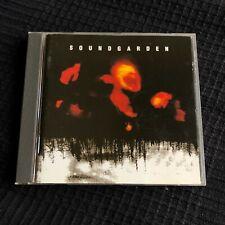 SOUNDGARDEN cd SUPERUNKNOWN seattle grunge Chris Cornell