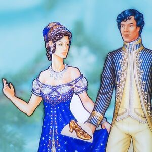 Cinderella paper dolls, Fairy Tale Paper Dolls by the Spindle Sisters
