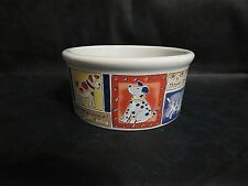 SIGNATURE Feed Me Dog Bowl for Pet Food or Water Dish