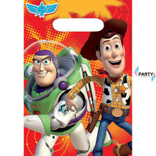Toy Story Power up Birthday Lolly Loot Bags Favor Decoration Party Supply PK 8